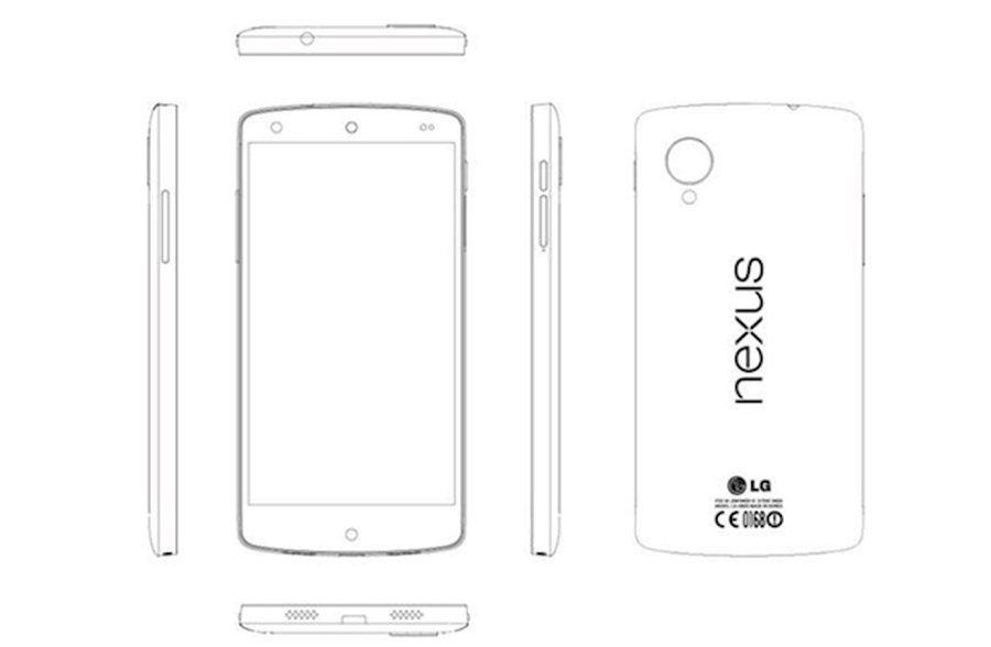 Nexus 5 release date, price, photos, video and specs rumours 47355