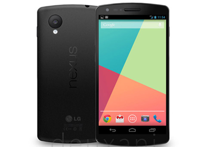 Nexus 5 to be priced at $399, Nexus 4 LTE model in tow 47360