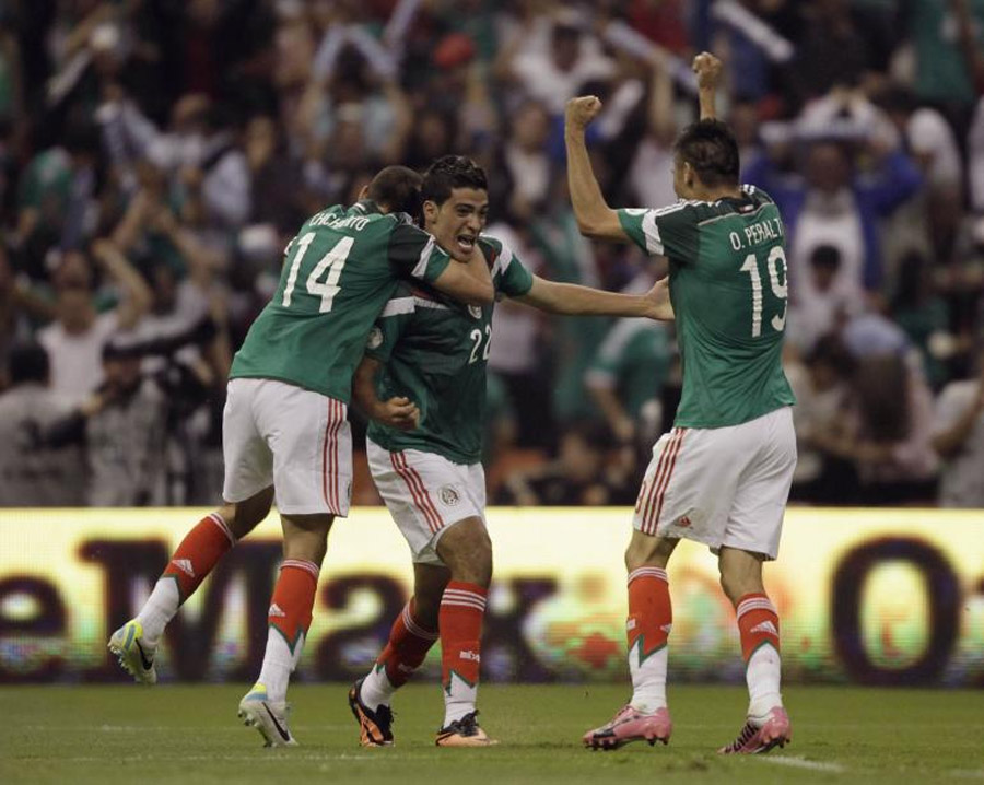 Mexico Vs. Costa Rica Soccer Game To Decide El Tri's Fate For Brazil 2014 47362