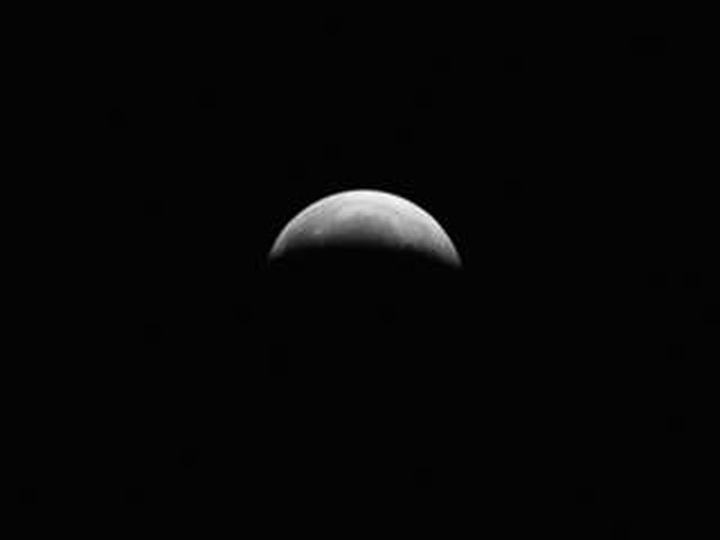 Penumbral lunar eclipse: Earth's shadow to fall on moon Friday 47392