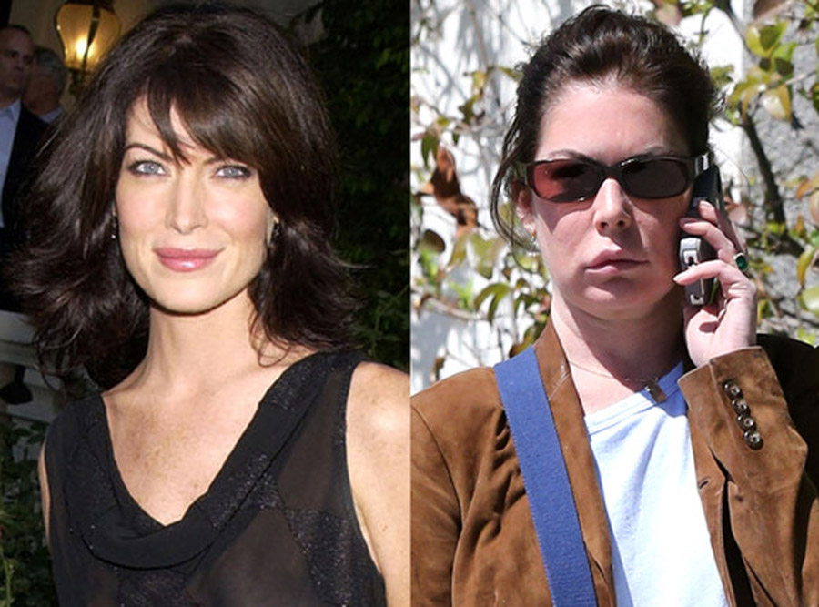 Lara Flynn Boyle Looks Puffy and Nearly Unrecognizable—See the Pic 47407