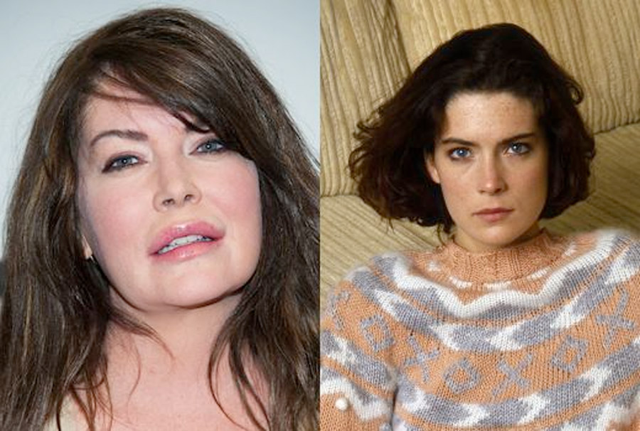 Twin Peaks' Lara Flynn Boyle unrecognizable in new paparazzi photo 47409