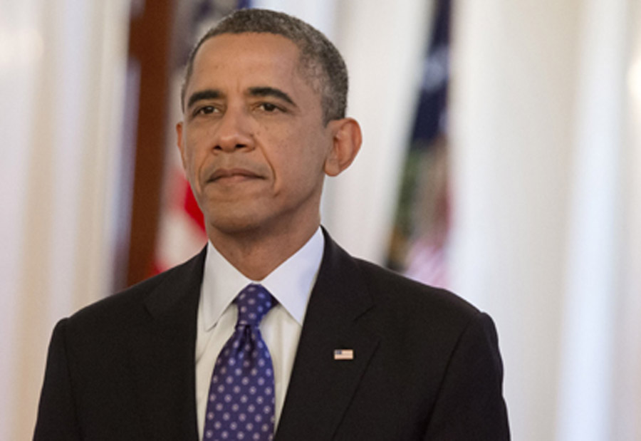 President Obama slams GOP over shutdown as government employees return to work 47427
