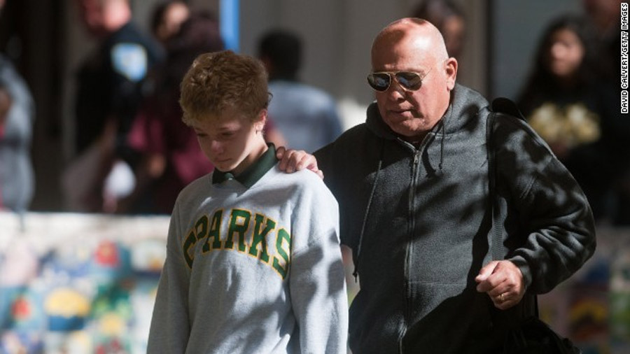 Nevada school shooting: Teacher killed, two students wounded 47429