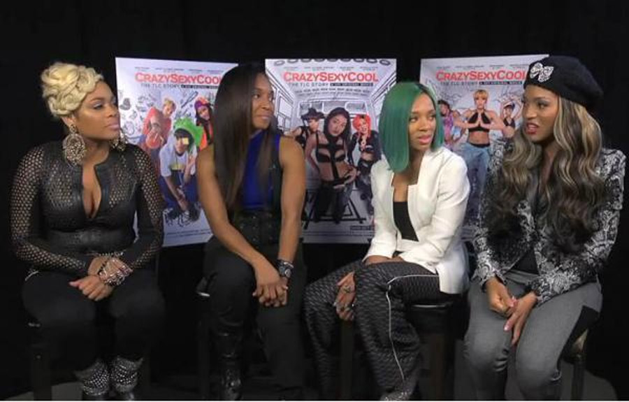 TLC And The Cast of 'CrazySexyCool: The TLC Story' Explain Why Their Movie Was Meant To Be 47434
