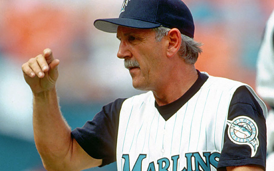 Jim Leyland: Possibly a Hall of Fame manager, definitely a HOF man 47450