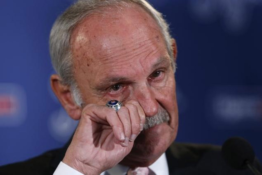 MLB loses one of its great characters as Jim Leyland retires as Tigers manager 47451