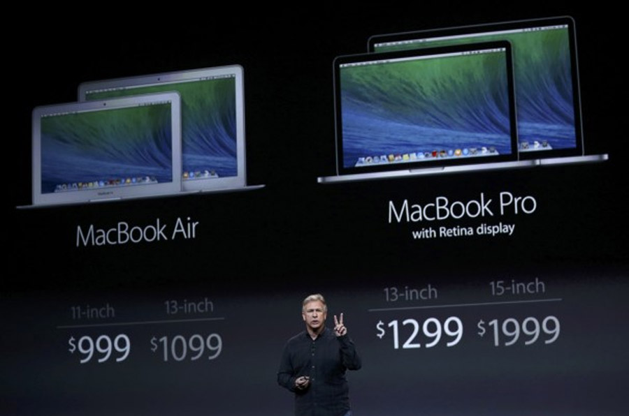 Apple unveils upgraded iPads and MacBook Pros; new OS also released 47481