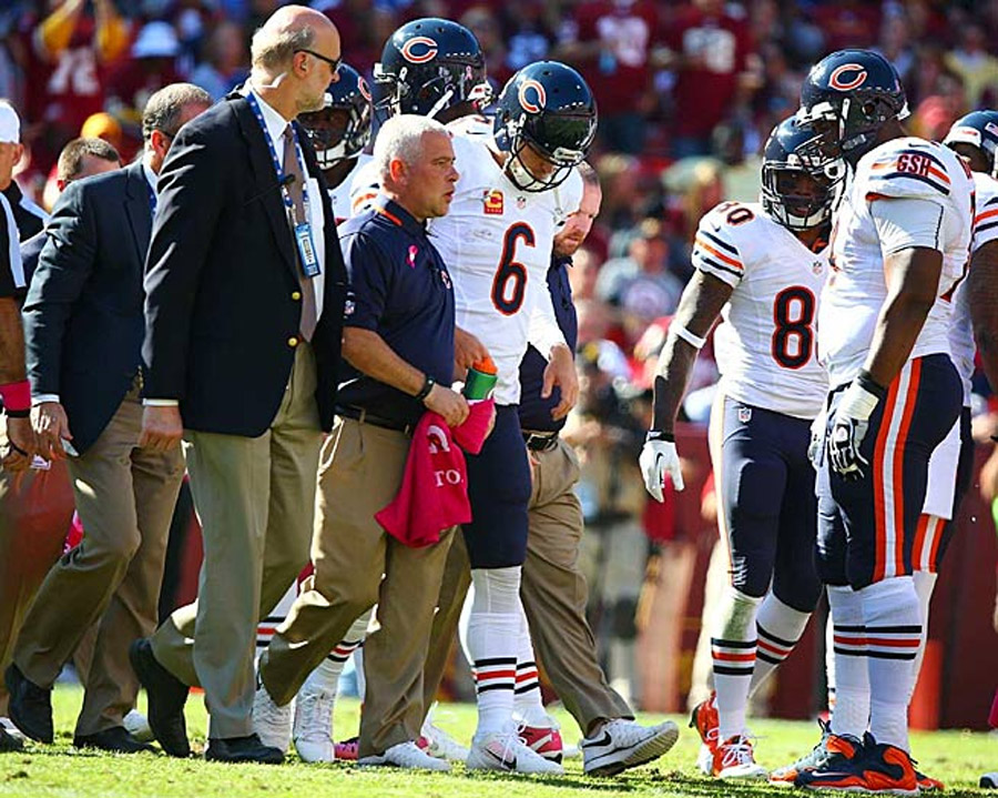 Fantasy football Roundtable: Is it time to downgrade all Bears? 47493
