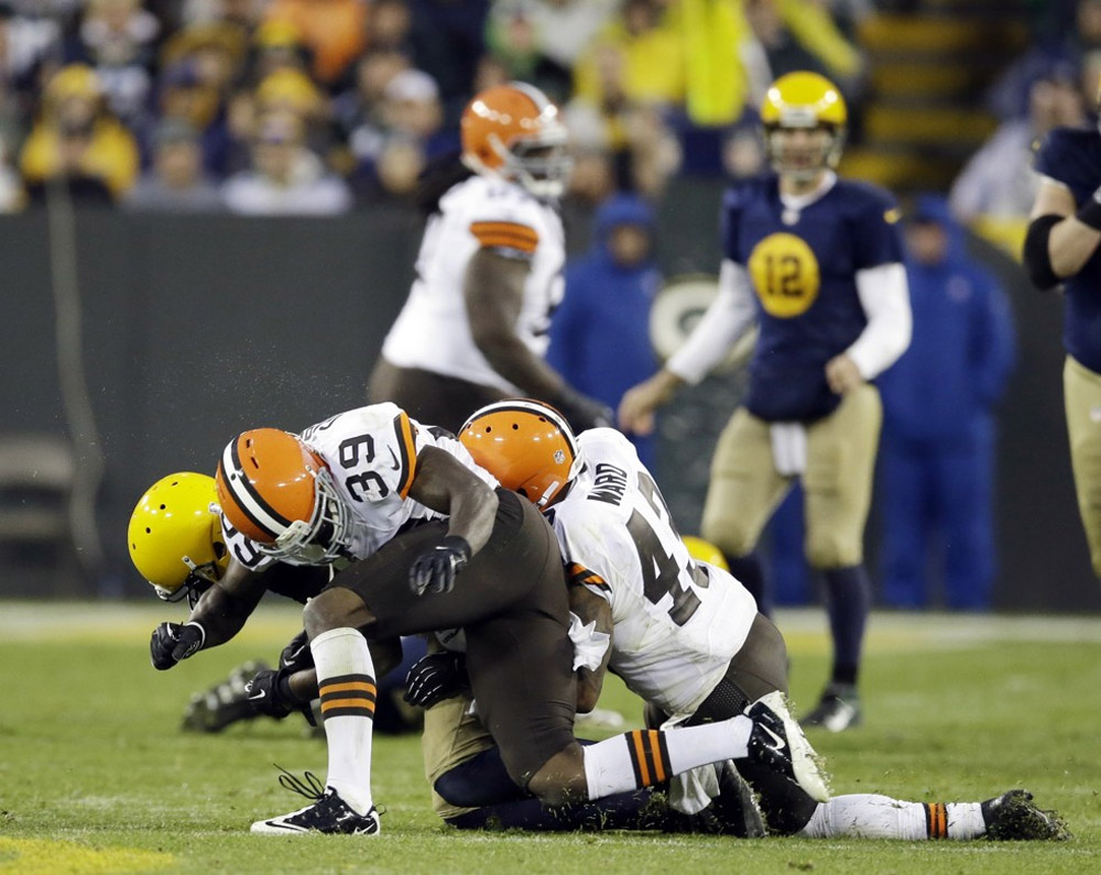 Jermichael Finley out of ICU, suffered bruised spinal cord 47505