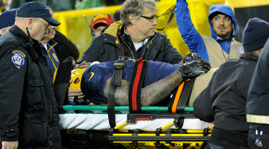 Jermichael Finley out of ICU, has 'full feeling' in arms and legs 47506