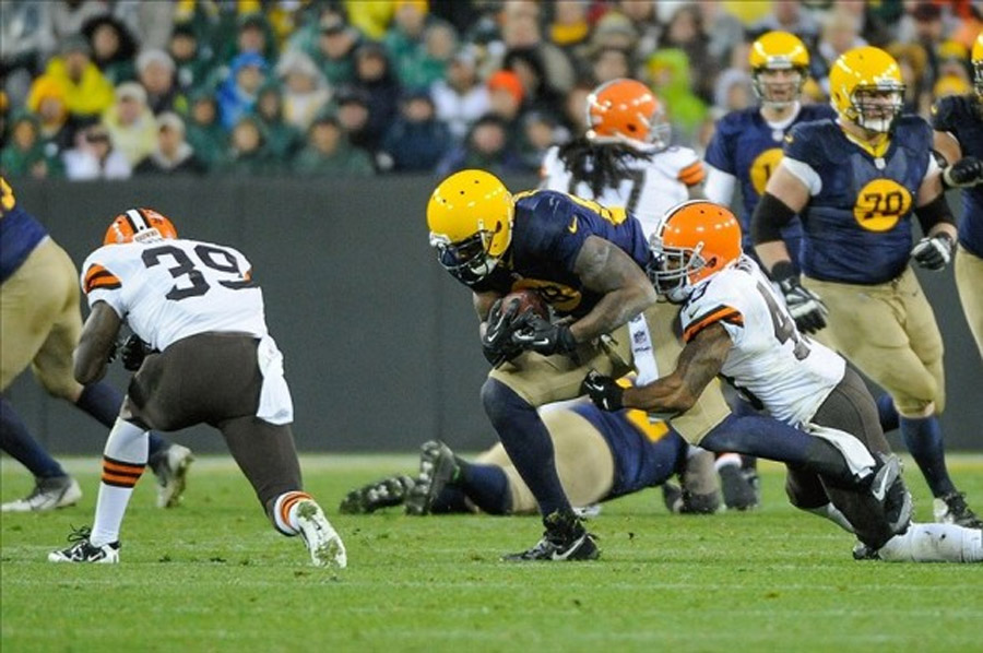 Packers likely will not know Jermichael Finley's playing status 'for weeks' 47507