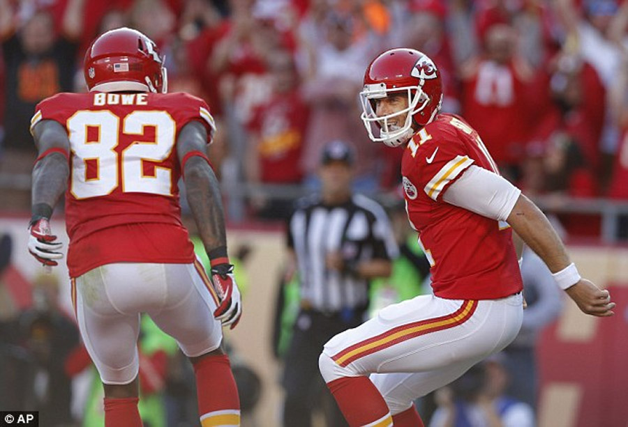 Houston 16 Kansas City 17: Chiefs edge out improved Texans to maintain unbeaten start 47513