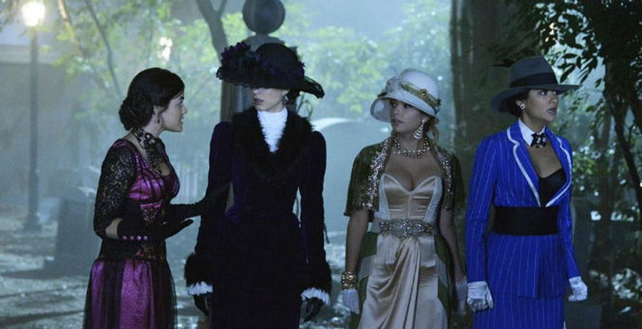 'Pretty Little Liars' season 4 Halloween episode recap: A mystery solved? 47530