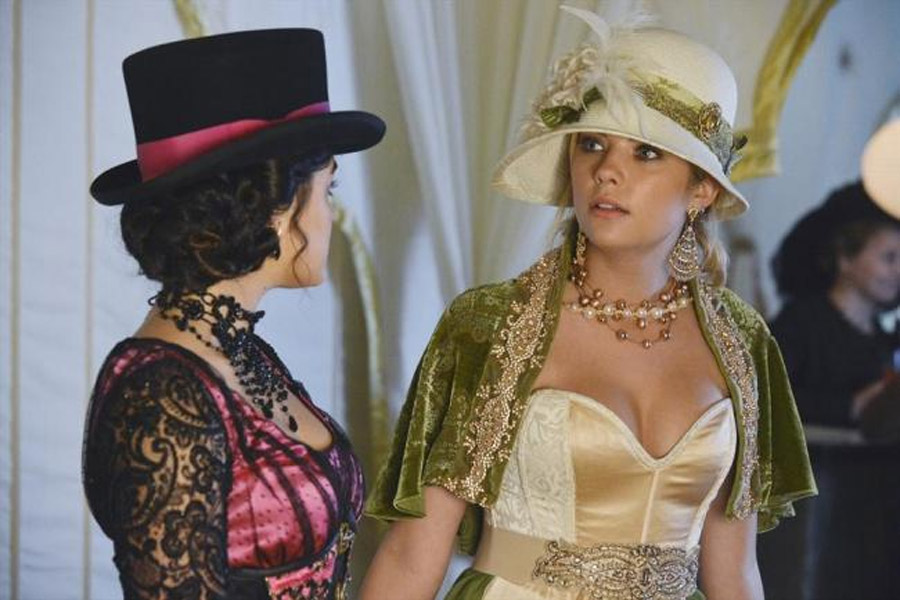 Pretty Little Liars Review: Ravenswood,The Prequel 47532