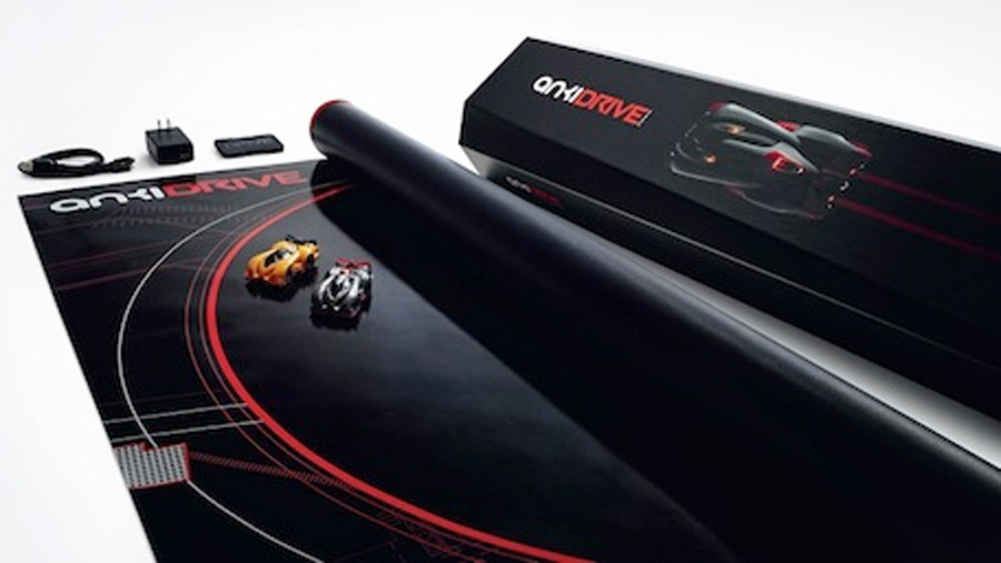 Anki Drive available in Apple Stores 47541
