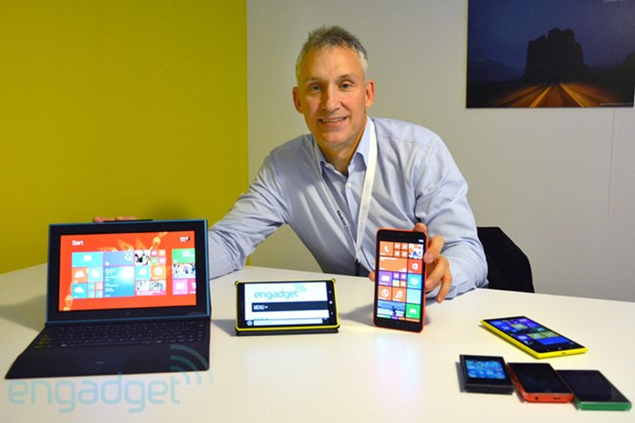 Nokia's Chris Weber says there's no 'silver bullet' for Windows Phone success 47544