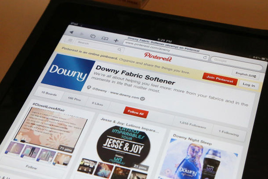 Pinterest worth $3.8 billion after massive funding round 47547