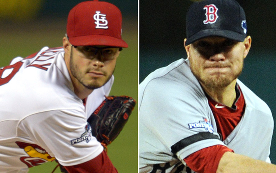 Red Sox-Cardinals World Series Game 3 preview: Peavy vs. Kelly 47581