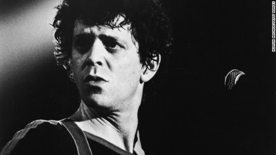 Rock legend Lou Reed dies at 71 47603