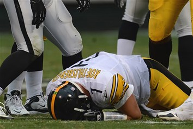 Steelers notebook: Injuries shake up shaky offensive line 47637