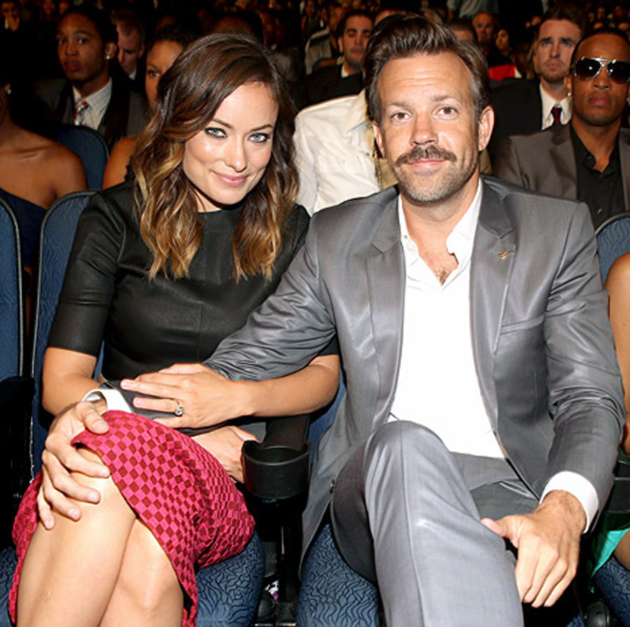 Olivia Wilde Thanks Fans for Love After Jason Sudeikis Baby Announcement 47656
