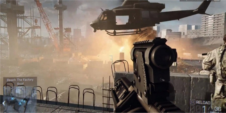 Battlefield 4 Graphics Upgraded From 720p To 900p For PS4? 47670