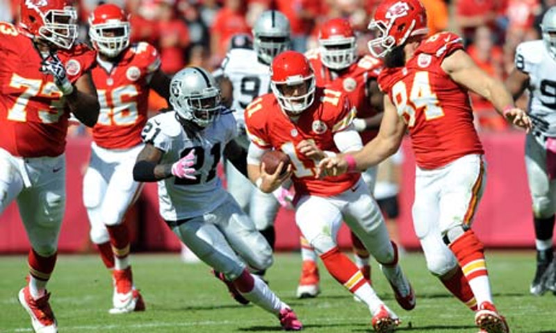 Kansas City Chiefs are 6-0, but their luck is about to run out 47681