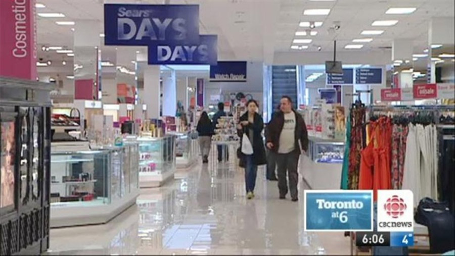 Sears Canada to close flagship Toronto store, 4 others 47710