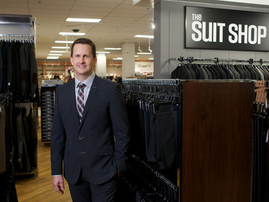Sears Canada's new CEO Douglas Campbell sticks to turnaround game plan 47712