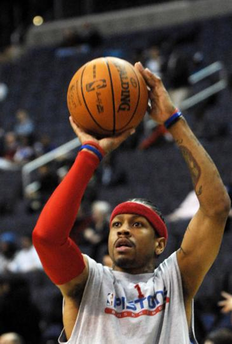 Allen Iverson officially retires from basketball 47744