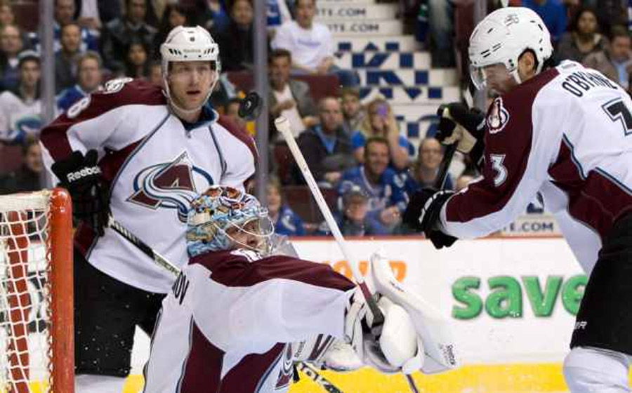 Avalanche goalie Semyon Varlamov arrested on domestic violence charges 47747