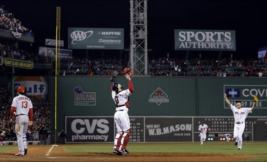 With World Series victory, both Red Sox and city of Boston earn their baseball party 47754
