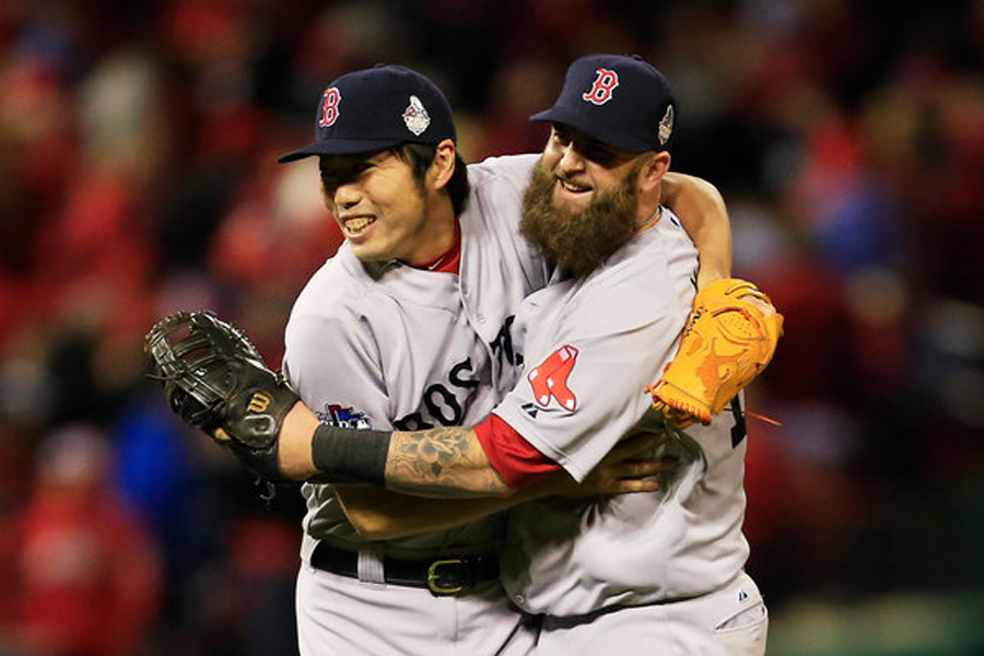 Red Sox Top Cardinals to Even Series 47755