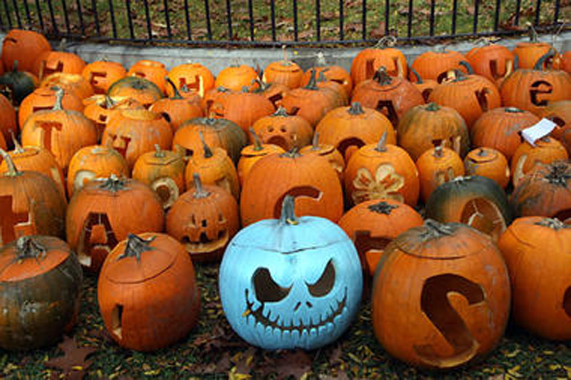 Happy Halloween! But ... what's powering your pumpkin? 47766