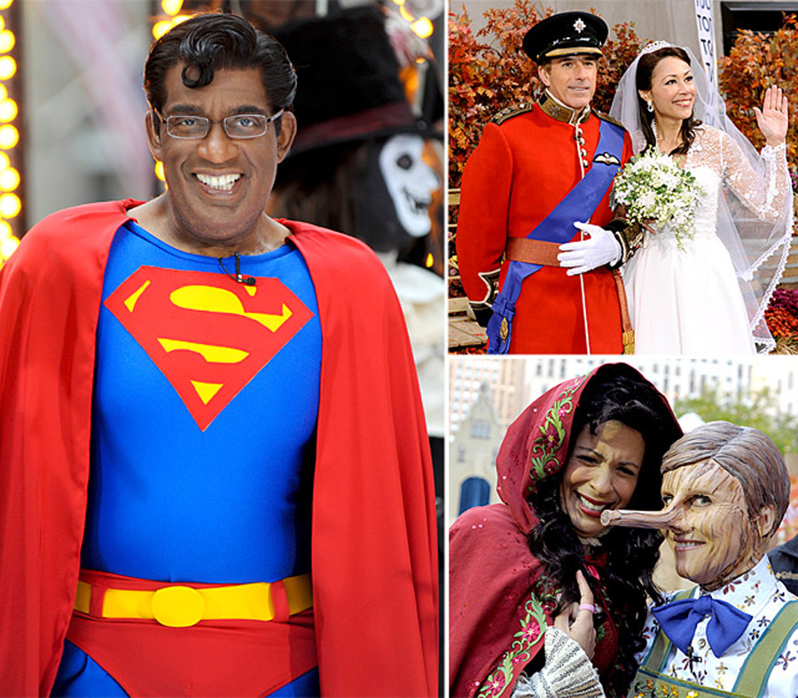 Today Show Halloween Costumes Through the Years! 47780
