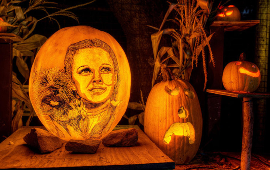 7 incredible pumpkin carvings from Jack-O-Lantern Spectacular exhibit 47793