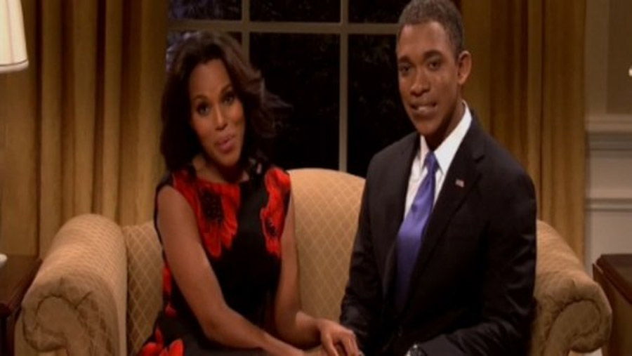 SNL' and Kerry Washington Mock Show's Lack of Black Women 47799