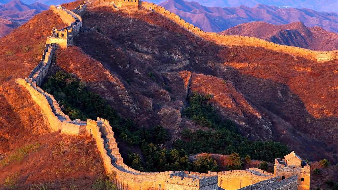 Majestic Great Wall Wallpaper Desktop 47815