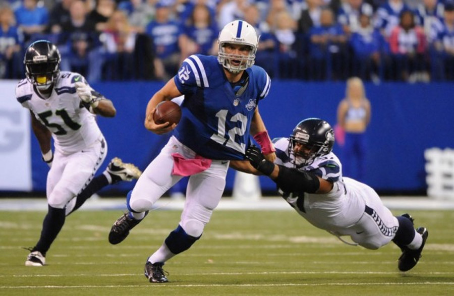 Colts Come Back, Beat Texans 27-24 47849