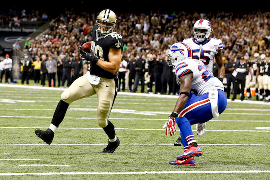 NFL Week 9 Injuries: Jimmy Graham active, Marques Colston out 47852