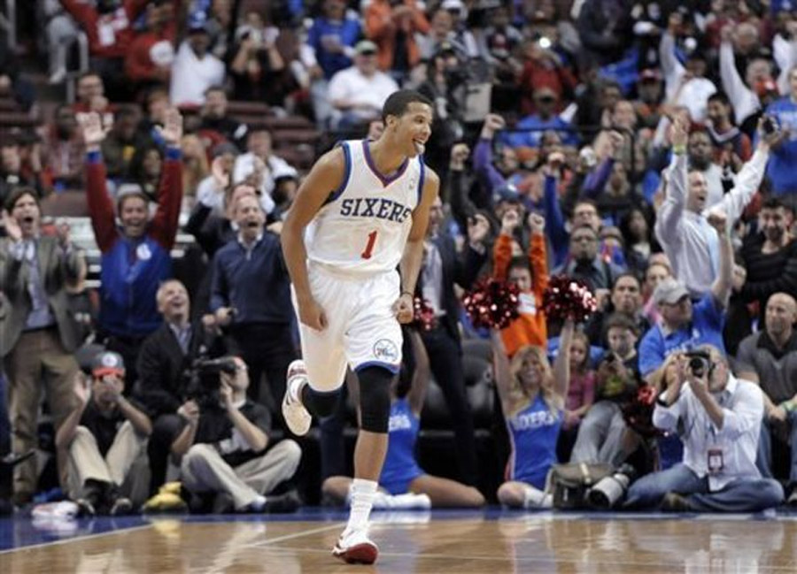 Michael Carter-Williams named NBA's Eastern Conference Player of the Week 47913