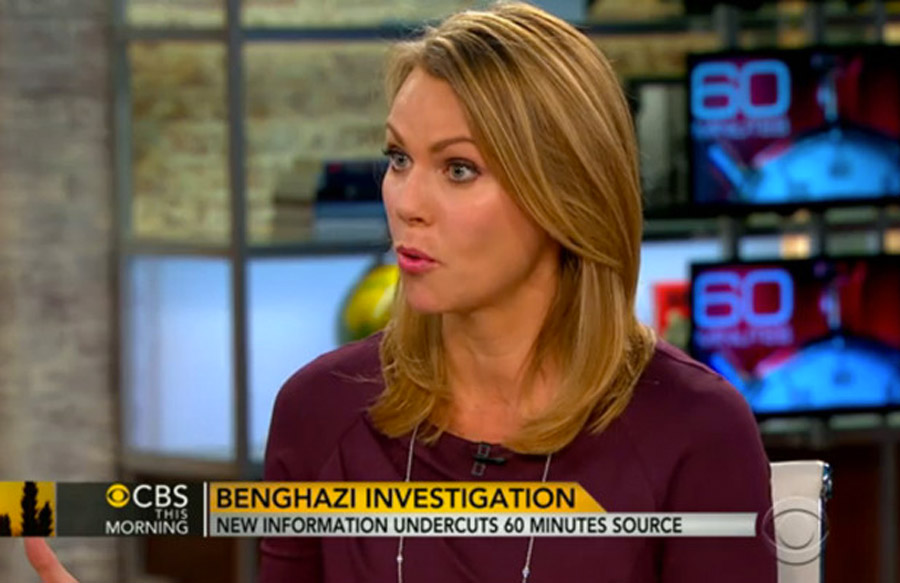 60 Minutes' Lara Logan Admits 'We Made a Mistake' on Benghazi Report 47919