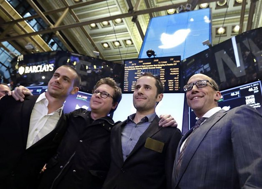 Twitter has left its early investors happy 47923