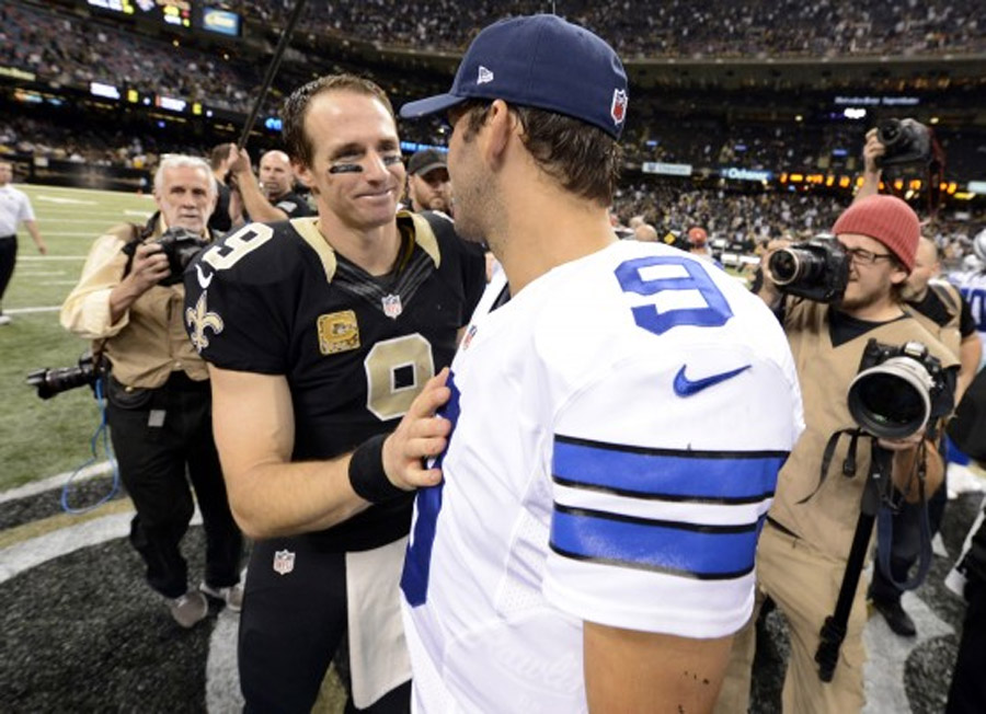 Saints vs. Cowboys: Drew Brees, New Orleans pound Dallas, 49-17 47954