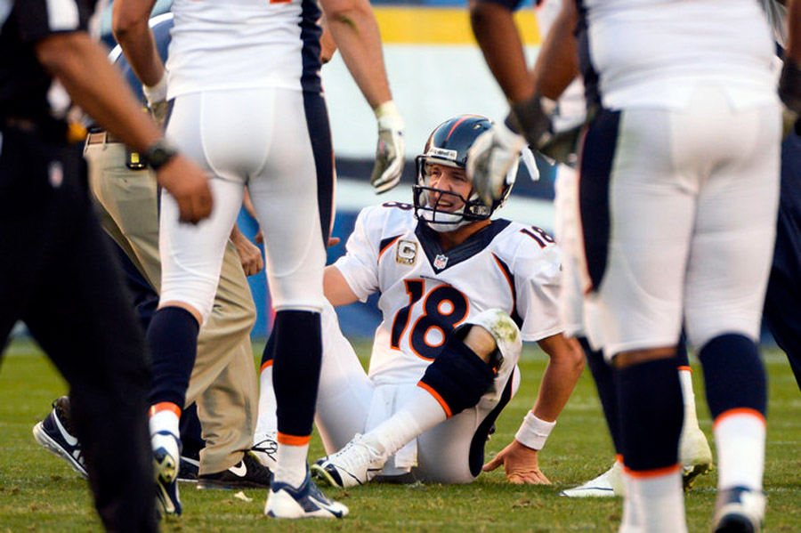Peyton Manning injury: MRI results show no new damage for Broncos QB 47972