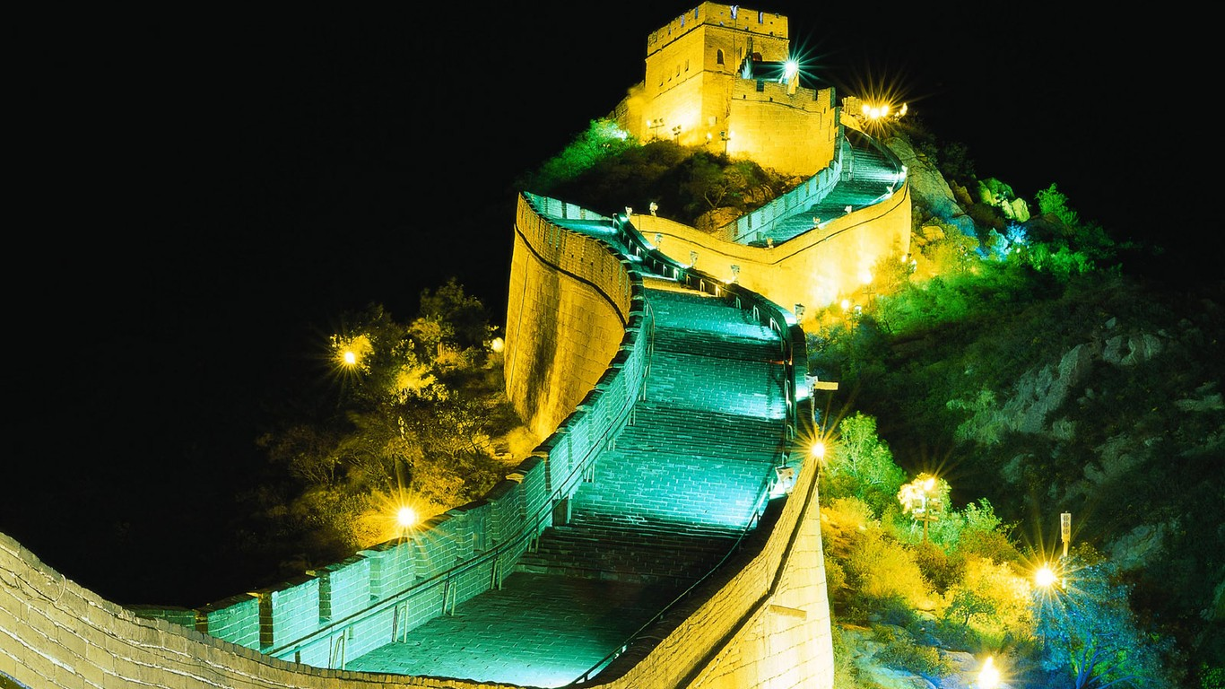Majestic Great Wall Wallpaper Desktop 47984