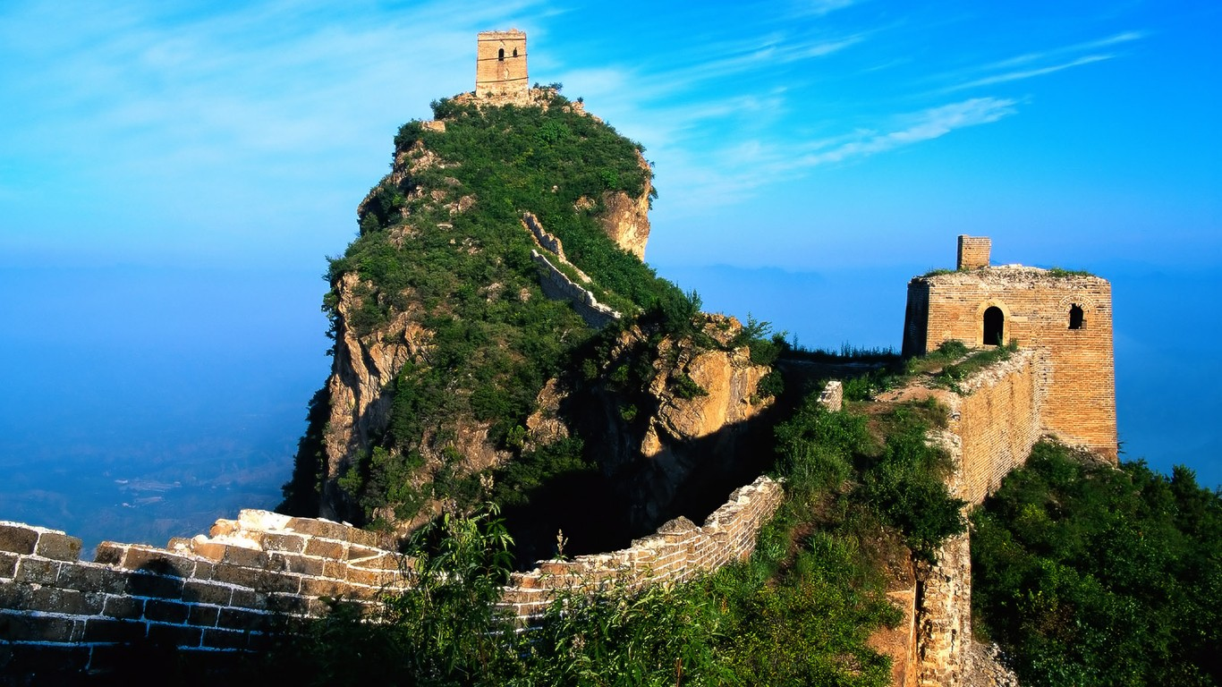Majestic Great Wall Wallpaper Desktop 47990