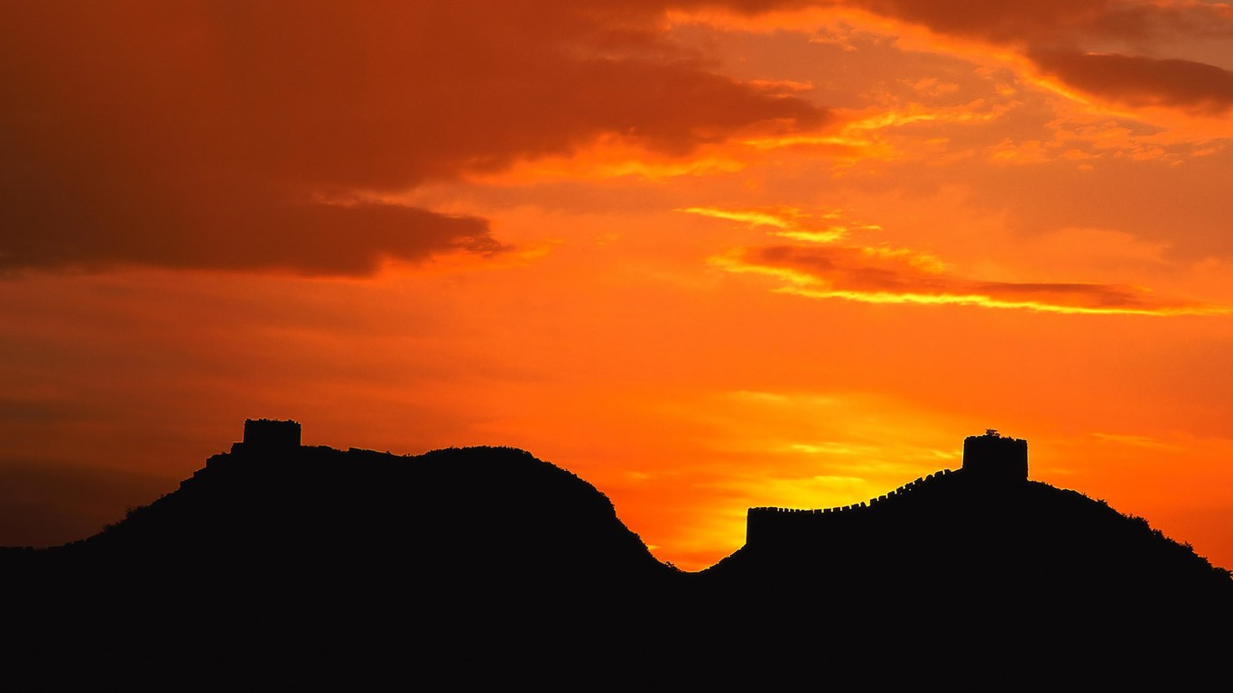 Majestic Great Wall Wallpaper Desktop 47992