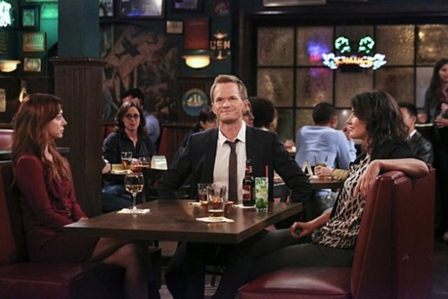 "How I Met Your Mother' Review: ""Platonish"" 48006"
